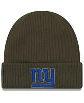 0aa9c2a2d77e49 New Era New York Giants Salute To Service Cuff Knit Hat