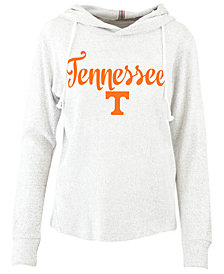 Pressbox Women's Tennessee Volunteers Cuddle Knit Hooded Sweatshirt