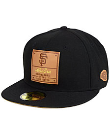 New Era San Francisco Giants Vintage Team Color 59FIFTY FITTED Cap