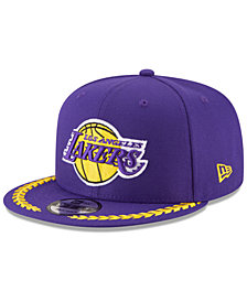 New Era Los Angeles Lakers Destroyer 9FIFTY Snapback Cap
