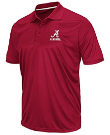 Men's Alabama Crimson Tide Short Sleeve Polo