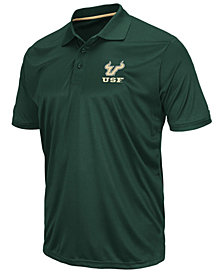 Colosseum Men's South Florida Bulls Short Sleeve Polo