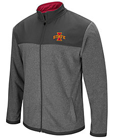 Colosseum Men's Iowa State Cyclones Full-Zip Fleece Jacket