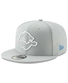 New Era Detroit Lions Logo Elements Collection 9FIFTY Snapback Cap