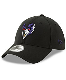 New Era Baltimore Ravens Logo Elements Collection 39THIRTY Cap