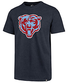 '47 Brand Men's Chicago Bears Regional Slogan Club T-Shirt