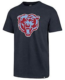 '47 Brand Men's Chicago Bears Regional Slogan Club T-Shirt