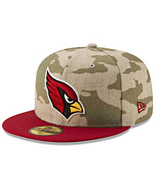 New Era Arizona Cardinals Vintage Camo 59FIFTY FITTED Cap