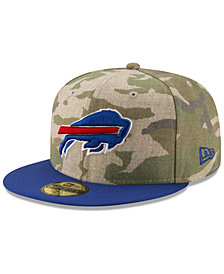 New Era Buffalo Bills Vintage Camo 59FIFTY FITTED Cap