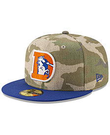 New Era Denver Broncos Vintage Camo 59FIFTY FITTED Cap