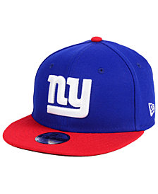 New Era Boys' New York Giants Two Tone 9FIFTY Snapback Cap