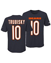 Nike Mitchell Trubisky Chicago Bears Pride Name and Number 3.0 T-Shirt 7775fdbd6