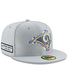 New Era Los Angeles Rams Crucial Catch 59FIFTY FITTED Cap