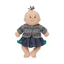 Manhattan Toy Baby Stella Cozy Chic 15 Inch Baby Doll Clothing Set