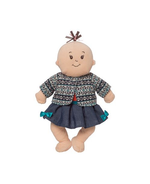 Manhattan Toy Company Manhattan Toy Baby Stella Cozy Chic 15 Inch Baby Doll Clothing Set
