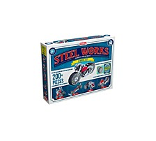 Steel Works 5 Model Set