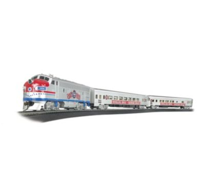 Bachmann Trains The Greatest Show On Earth Special Ready To Run Electric Train Set Ho Scale