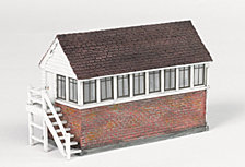 Bachmann Trains Thomas And Friends Signal Box Resin Building Scenery Item Ho Scale