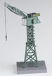 Bachmann Trains Thomas And Friends Cranky The Crane Scenery Item Ho Scale