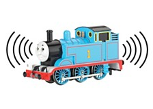 Bachmann Trains Thomas And Friends Thomas The Tank Engine Locomotive With Analog Sound And Moving Eyes Ho Scale Train