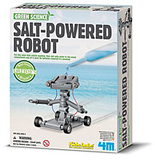 4M Salt Water Powered Robot Science Kit Stem