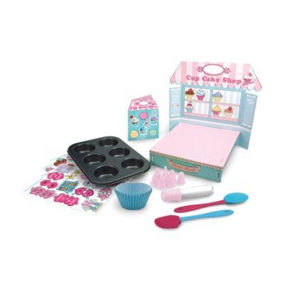 Gusto Cupcake Shop Activity Set Bake, Decorate, Play