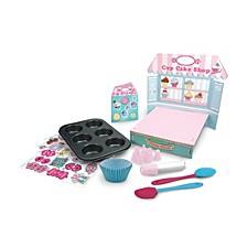 Cupcake Shop Activity Set Bake, Decorate, Play