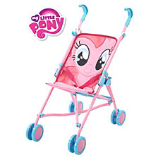 My Little Pony Pinkie Pie Doll Umbrella Stroller