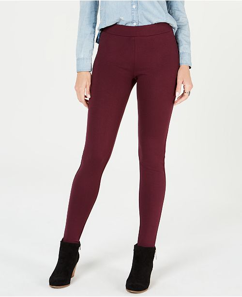 67881ec2ed5a3 Style & Co Stirrup Leggings, Created for Macy's & Reviews - Pants ...