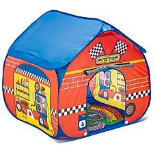 Pop It Up Pit Stop Tent With Race Mat