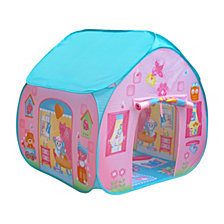 Fun2Give Pop It Up Pet Hospital Play Tent