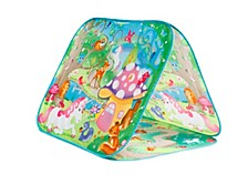 Pop It Up Enchanted Forrest A Frame Play Tent