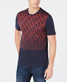 Michael Kors Men's Gradient Logo Graphic T-Shirt