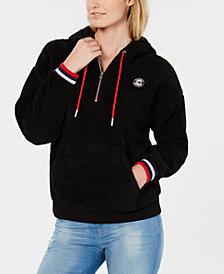 Tommy Hilfiger Sport Fleece Half-Zip Hoodie
