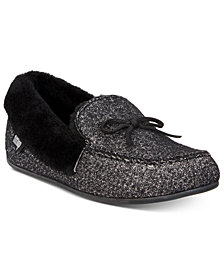 FitFlop Clara Moccassin Slippers