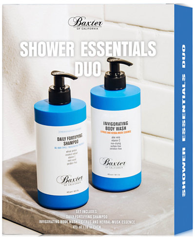 Baxter Of California 2-Pc. Shower Essentials Set