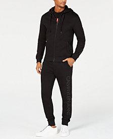 Calvin Klein Jeans Men's Reflective Logo Track Suit
