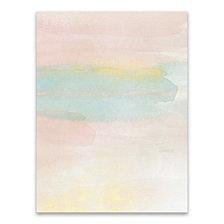 Pastel Dream Printed Canvas