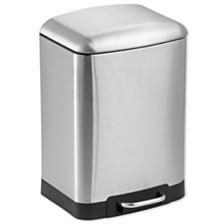 Home Basics 12 Liter Soft-Close Waste Bin