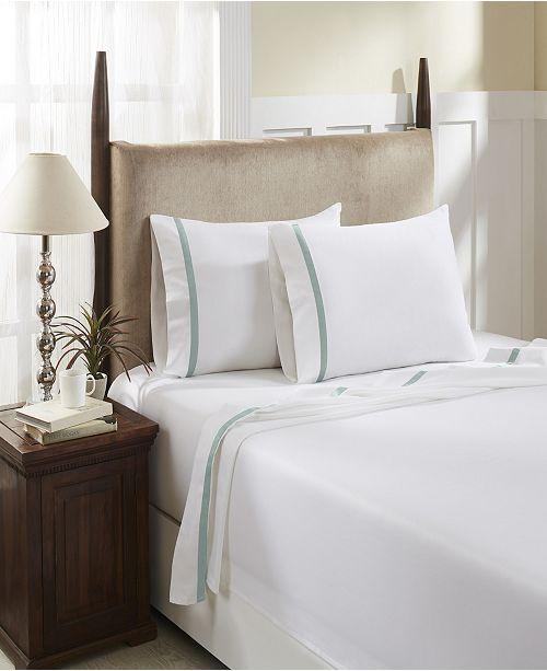 H.N. International Luxury Concepts 500 TC Tonal King Sheet Set