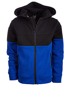 Ideology Toddler Boys Ottoman Colorblocked Zip-Up Hoodie, Created for Macy's