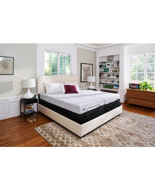 "Sealy Conform 12"" Thrilled Plush Mattress Collection"