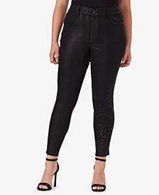 Jessica Simpson Plus Size Tummy-Control Skinny Jeans