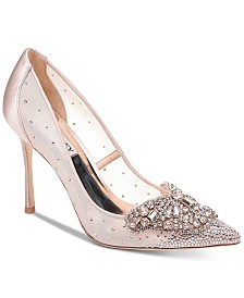Badgley Mischka Quintana Evening Pumps
