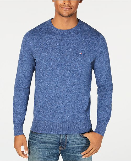 58b8c2289ad9e Tommy Hilfiger Men S Prep Crew Neck Sweater Reviews Sweaters