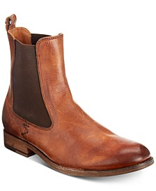 Melissa Chelsea Leather Booties