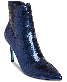 Blue by Betsey Johnson Jey Dress Boots