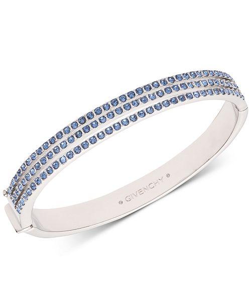 Givenchy Swarovski Crystal Bangle Bracelet - Fashion Jewelry ... 0b0bdf8648