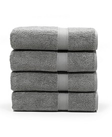 Sinemis 4-Pc. Bath Towel Set