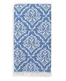 Linum Home Textiles Damask Delight Pestemal Beach Towels